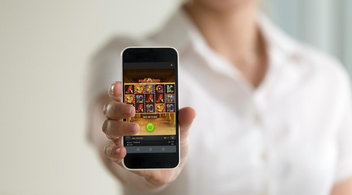 älypuhelin kasino