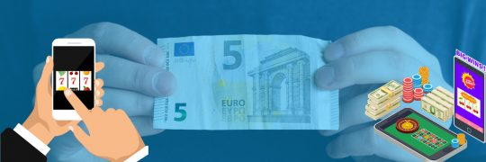 Minimitalletus 5e - Näillä kasinoilla käy 5 euron talletus